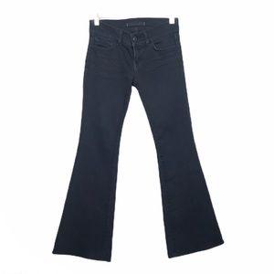 J Brand Flare Love Story Stretch Jeans size 25